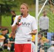 On and Off the Field  Abby Wambach is our MVP